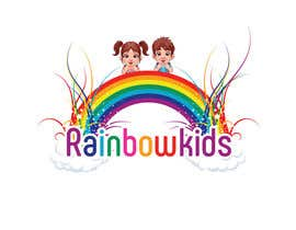 nº 36 pour Logo design for rainbowkids par Sujon404