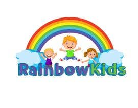 #43 for Logo design for rainbowkids by Seap05