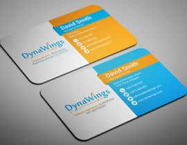 nº 12 pour Design Business Card for DynaWings Kft par smartghart