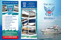 Contest Entry #2 for Graphic Design for Tag Marine Group DBA Tag Boat Works