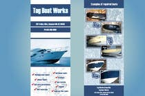 Contest Entry #3 for Graphic Design for Tag Marine Group DBA Tag Boat Works
