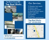 Contest Entry #14 for Graphic Design for Tag Marine Group DBA Tag Boat Works