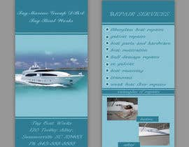 #6 para Graphic Design for Tag Marine Group DBA Tag Boat Works por Doubletstudio