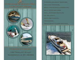 #21 for Graphic Design for Tag Marine Group DBA Tag Boat Works af Doubletstudio