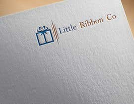 #170 for Design a Logo- Little Ribbon Co. by shamsdsgn