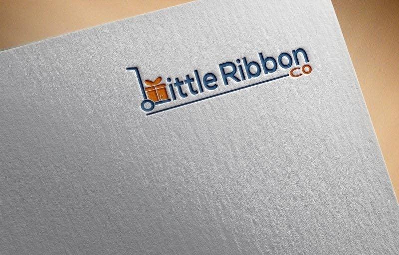 Proposition n°184 du concours Design a Logo- Little Ribbon Co.