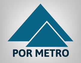 #3 for DISEÑO LOGO POR METRO by JavierCordero92