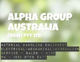 nº 7 pour Alpha group par zaynpro