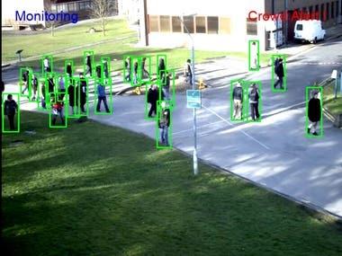 Crowd Alert Generation Using Deep Learning