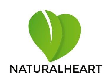 Natural Heart Logo