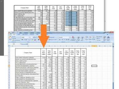scan pdf file to excel converter online