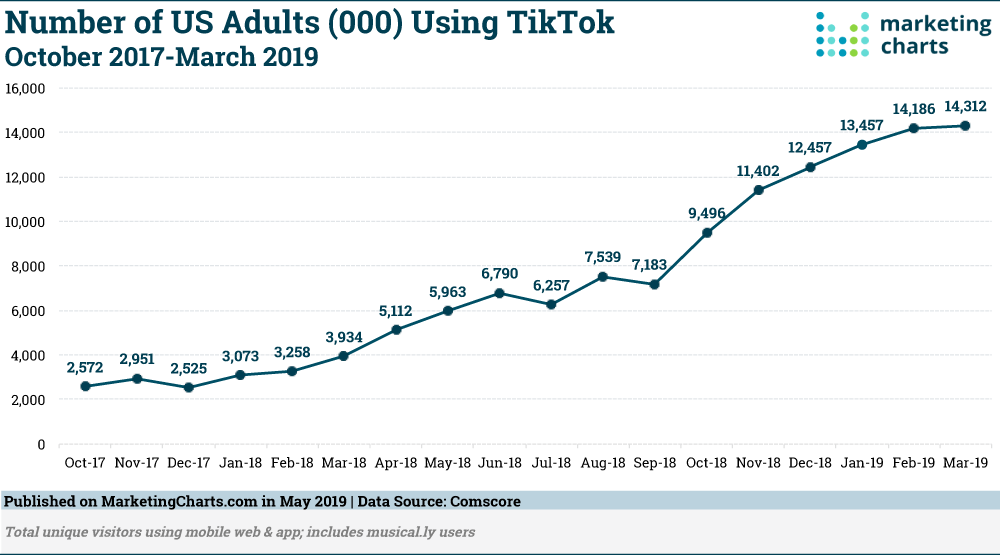 tiktok adult usage