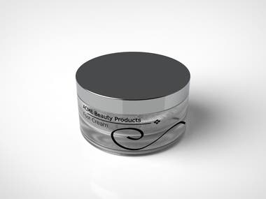3d Modelling and Rendering of products for presentations and advertisements.
