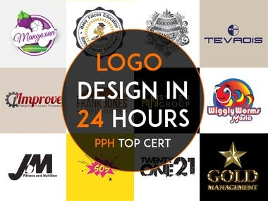 Express Delivery ✔ Quick Turnaround ✔ Best FREELANCER Ranked Logo Service Provider ✔ Highly recommended by Buyers from local and on-site customers ✔ More then 600+ Successful stories  ★★ Please Check The Add-Ons ★★  You will get:  ✔ Unlimited original and unique initial design concepts *Not copied from anywhere*. ✔ 100% copyrights of logo ownership. ✔ UNLIMITED developments/revisions until you're 100% happy! ✔ 100% original vector logo, which is scalable to any size without any quality loss. ✔ A professional logo design created by a UK fully qualified designer with over 7 years commercial experience. ✔ Quality customer service and communication at all times. ✔ A range of color options on your final design. ✔ A full logo file package including all files for web, printing and original source files. ✔ Extraordinary value for money ✔ Final logo files include (Web & Print): .JPG, .GIF, PNG,.PDF, .PSD, .TIFF, .AI or any other file types you would require. ✔ Font file (if requested)