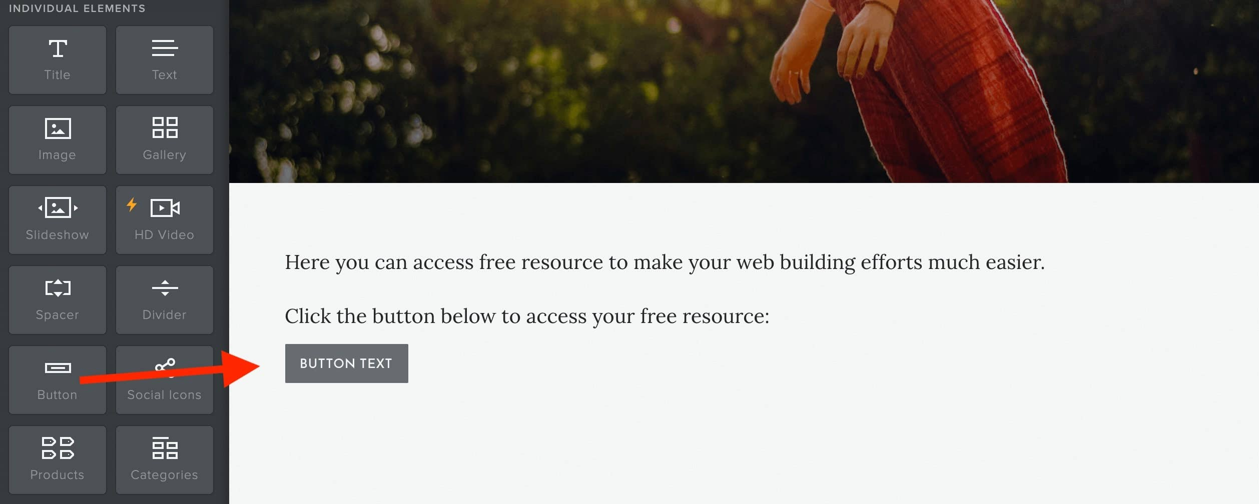 how to build a weebly website