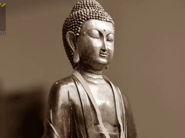 Sample voice over of a completed project, in which I read Buddha quotes that were provided by the client.