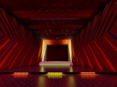 game bar interior design