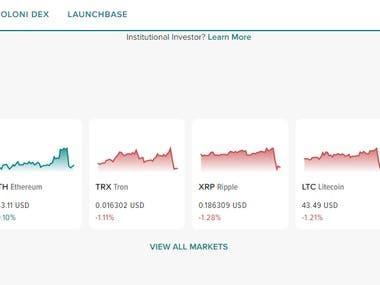 The Legendary Crypto Asset Exchange