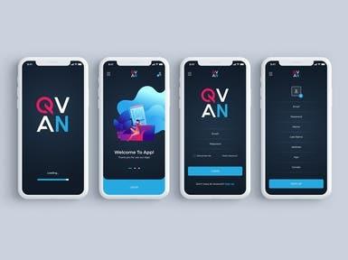 App Development - QVAN Service
