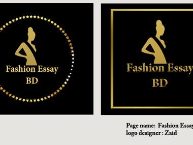 Facebook page name: fashion essay bd  This page rank in google.   I have created and optimize this facebook business page for my client, and I also create this logo.