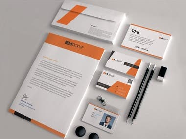 Have a look on my stunning Stationary designing