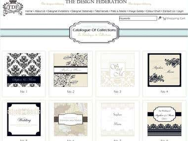 This is another custom build e-commerce website which deals with the display, customization, and sale of invitation cards of various types. Done with PHP/MYSQL with support from Ajax and Jquery we were able to deliver the system gaining full satisfaction from the client.