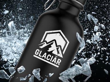 Glaciar | Logo Design