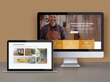 Custom Design - Furniture Website