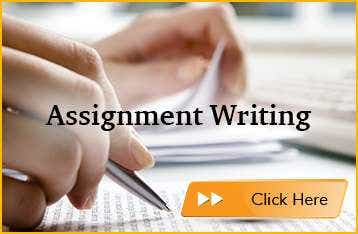 Writing sample and assignment.