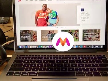 What if the E-commerce App is in  #AugmentedReality? Here is a small example of Myntra Jabong app which we have created today using  #ARFoundation. If this kind of  #AR application will available in the  #future then the user will interact more compare to a simple view of our mobile app, it's like a fun ??