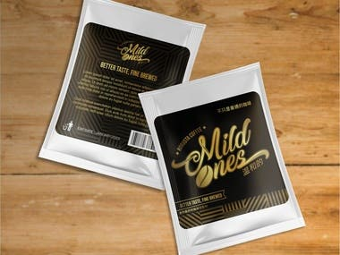 more of my packaging design