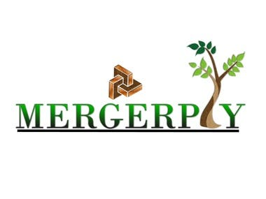 Logo design for Merger Ply