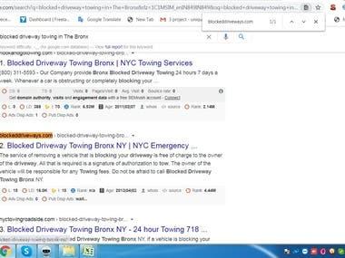 Top 2 Ranking on Google.com