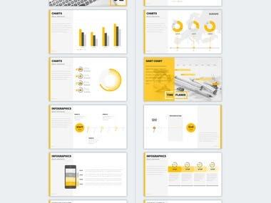 #Presentation #PowerPoint#Graphic#Design