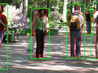 Object recognition using Deep learning