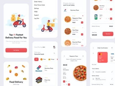 Build an online app marketplace to help users connect with professional local service providers to delivery your food items in simple taps. We offer a powerful application coupled with cutting-edge features to help cater to the growing demand for one-stop service marketplace.