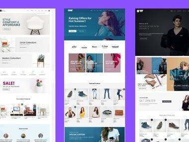 responsive-online-store-website-using-woocommerce-wordpress