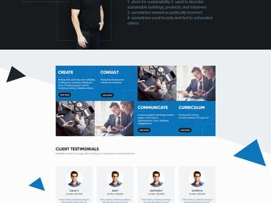 Some Of The Website Design By Us