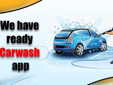 I HAVE READY CAR WASH APP