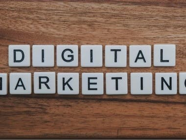 Hii I know about the digital marketing and I can handle project safely basically I know about google adsense and Facebook ads, it promote your products through campaigns and promote to more traffic and lead generation
