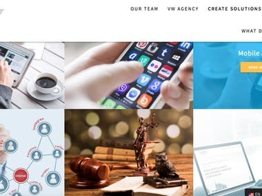 Web Site VW Agency https://www.agenciavw.com.br