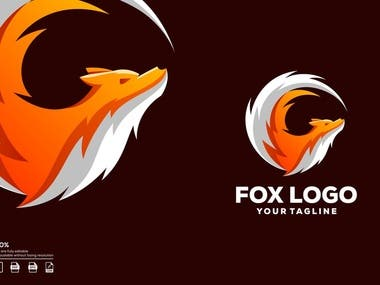 Logos are vector based built in Illustrator software. They are fully editable and scalable without losing resolution. Improve your visibility… Get a professional and effective logo. Here's the files included in the main package.  AI (illustrator CC) EPS (illustrator 10) CDR ( coreldraw X7 ) PNG (transparent background) txt (links to the free fonts) LOGO SPECIFICATIONS  Full vectors 100% editable and scalable Editable colors Print ready Free fonts