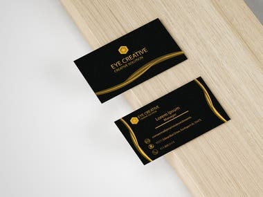 Hello!                 Business cards play a significant role in creating opportunities. They help increase sales due to the power of personal networking.  Business cards help significantly in creating a chain of personal relationships.  If you are looking for professional and clean business card design ?  Don't Worry you are at the right place.   I am Raju Mullah. I have 2 years plus experience in graphic designing.  My Business card design will be Unique, Professional . Also I will provide design concepts with unlimited revisions.