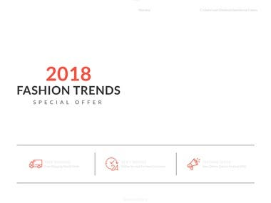 Online store created with Php, designed with Shopping Cart, Checkout page, Product section and information, changing the theme of the site and setting the color in additional functions