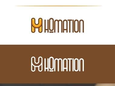 "A presentation for ""Homation"" company"