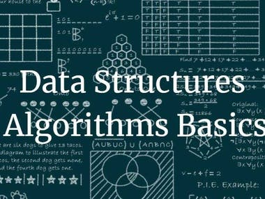 Algorithms-Data-Structures - Maths (markovian chains, Graphs, tree , .....