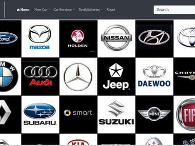 Front-end professional website....
