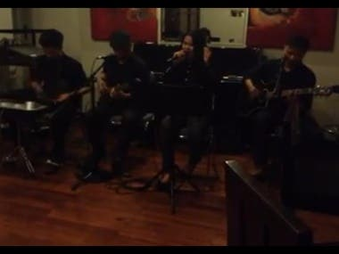 Reguler live performance with the band. My position : Guitar Visit my site : https://youtu.be/LiTyJehMNkc