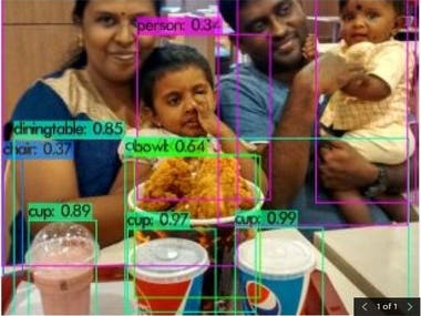 Project description  This works uses the YOLO object detector to detect objects in both images and video streams using Deep Learning, OpenCV, and Python.  I have also performed this work using the Mask R-CNN algorithm for object detection to detect objects in both images and video streams using Deep Learning, OpenCV, and Python