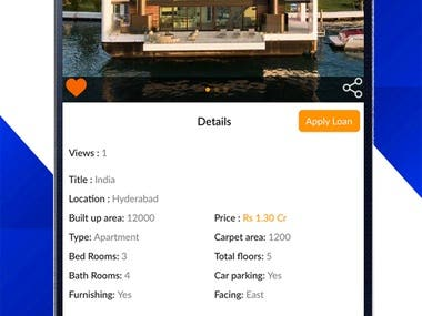LINK: https://play.google.com/store/apps/details?id=com.secondwheel.secondwheel The Second Wheel app is an easy way to connect direct financers from interested buyers to buy new/used vehicles. Our Financers can get you best deals in the market on Vehicles and properties.  All users are Mobile OTP Verified We ensure that nobody is anonymous on Second Wheel. You find only registered users. Get to know them by browsing their profile.  Click & Post   Real Finance Shop owners will post their exclusive vehicles/properties in our App to connect easily and get deals over the App.  Chat First  We are now a Chat First app. No SPAM calls. People can only contact you via live chat and you can decide whether to share your number with them. Use shortcuts to make your chatting experience effortless.  Every Automobile Sells  Vehicles sells on Second Wheel - anything from cars – hatchback, Sedan, SUV, MUV, HUV, Trucks, JCB, and Lorries and other, two-wheelers, bicycles, bikes, buses.